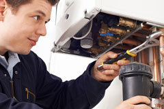 only use certified Amersham heating engineers for repair work